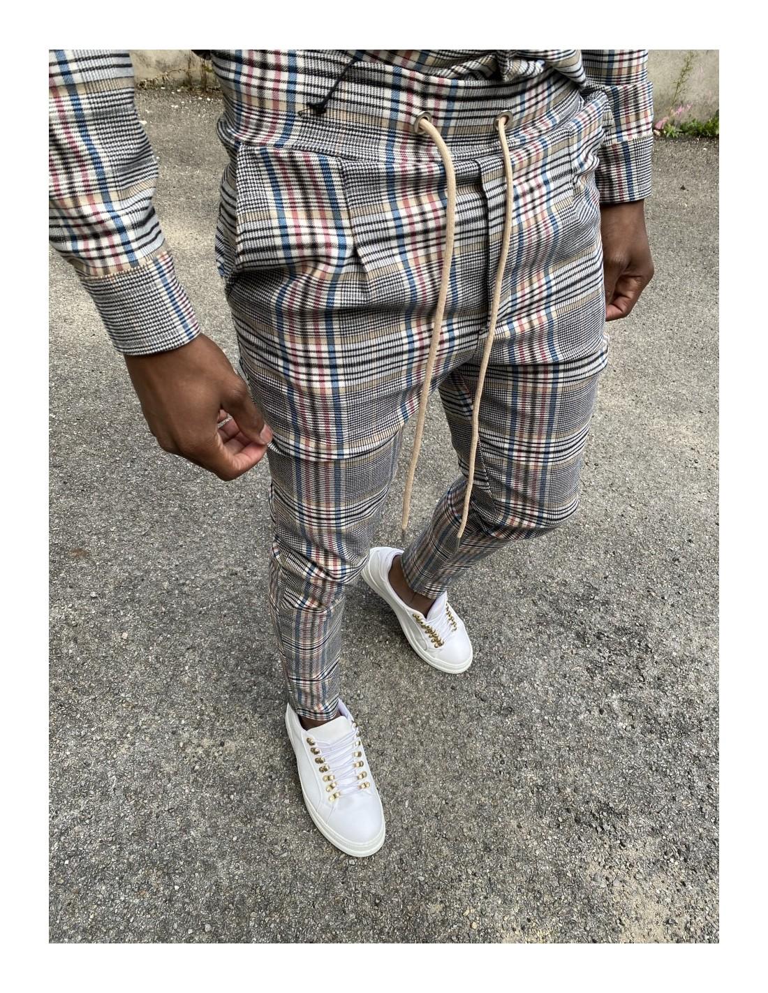 pantalon jogger john h homme bas zerda boutique mode pas cher
