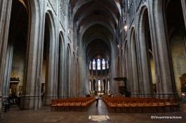 A l'intérieur de Sainte-Waudru