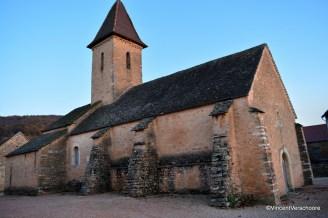 Eglise romane de Bray (71)