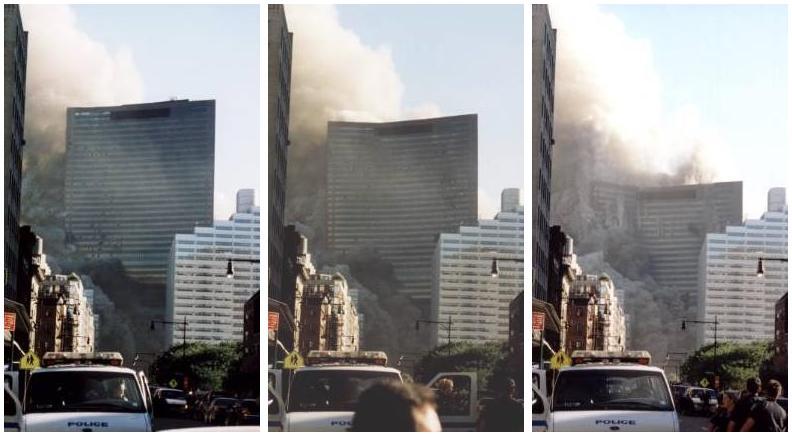 15 ans après: de la physique des gratte-ciels à celle du désastre politique.