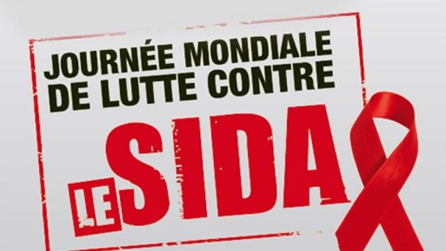Journée mondiale du Sida: à l'Aides!