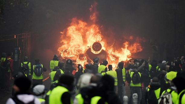 Violences, Black Blocs et Gilets Jaunes.