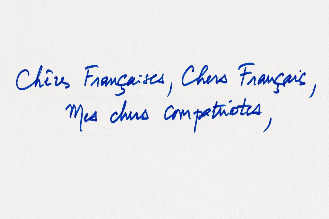 La lettre aux Français d'Emmanuel Macron.