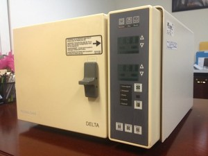 Delta 8 front panel