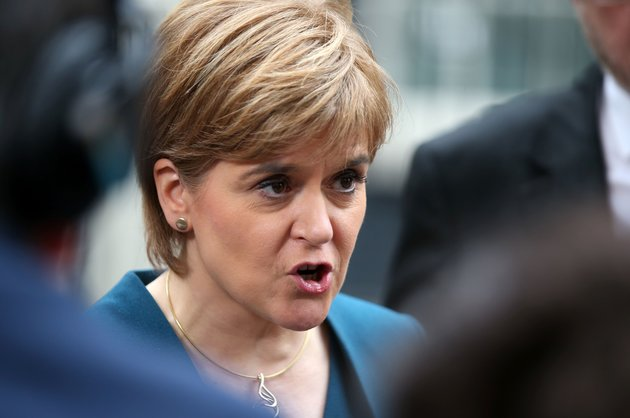 Sadiq Khan Comments On Nationalism Prompt Nicola Sturgeon To Retaliate