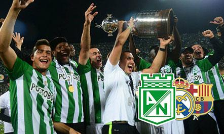 IFFHS surprizon: Atletico Nacional, ekipi më i mirë në botë