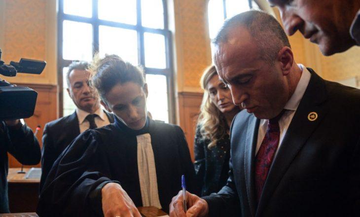 Lajm i Fundit/ Gjykata franceze liron Ramush Haradinajn