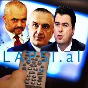 Lufta në TV/ Rama, Basha, Meta monologje për krizën
