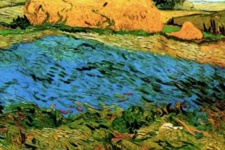 A është e vërtetë që veprat e Van Goghut zbehen?