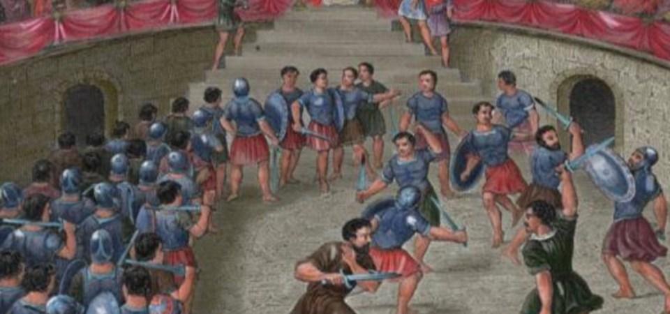 Ndeshjet me gladiatorë nuk ishin argëtimi më popullor në Romë