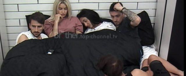 """""""Big Brother"""", të gjithë kundër Ervinit, Dona: Është shumë i cekët"""