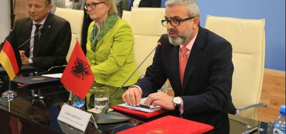 Ministri Dervishaj: 47 milionë euro investime në ujësjellës kanalizime