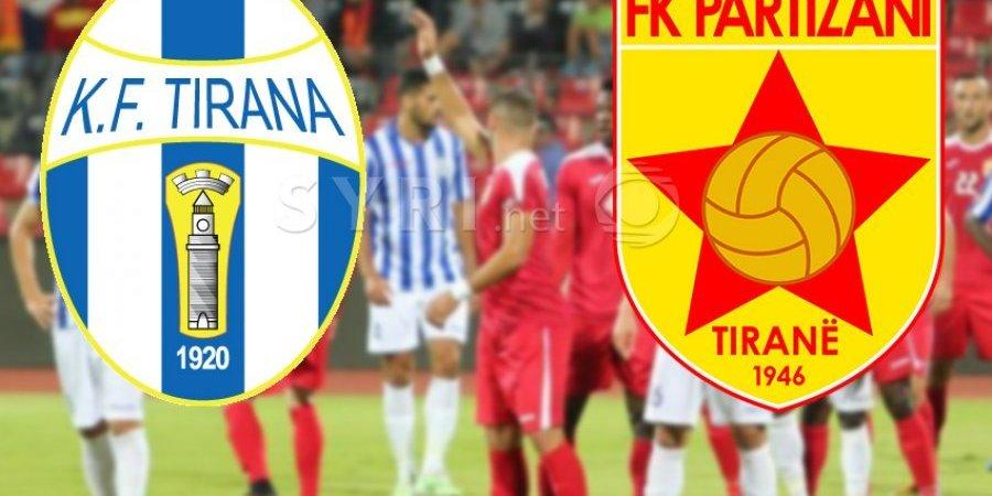 Tirana premio të majme për fitoren kundër Partizanit