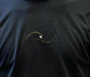 Realizohet T-shirt që monitoron frymëmarrjen