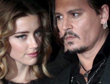 """Skenat erotike të Amber Heard në filmin """"The London Fields"""" ndikuan në divorcin e saj nga Depp"""