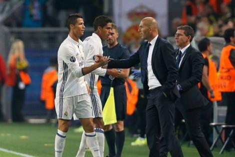 Zidan: Të luajmë sikur nuk do të ketë ndeshje kthimi. E kam zili Ronaldon