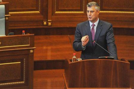 Zbardhet dekreti i Presidentit Thaçi për shpërndarjen e Parlamentit në Kosovë