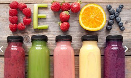 Dieta detox, një zgjidhje ideale për t'u ndjerë më mirë me veten