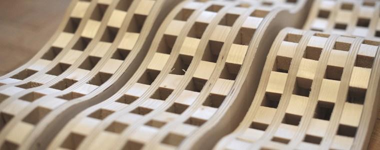 Пресс-форма для гнутоклееных деталей