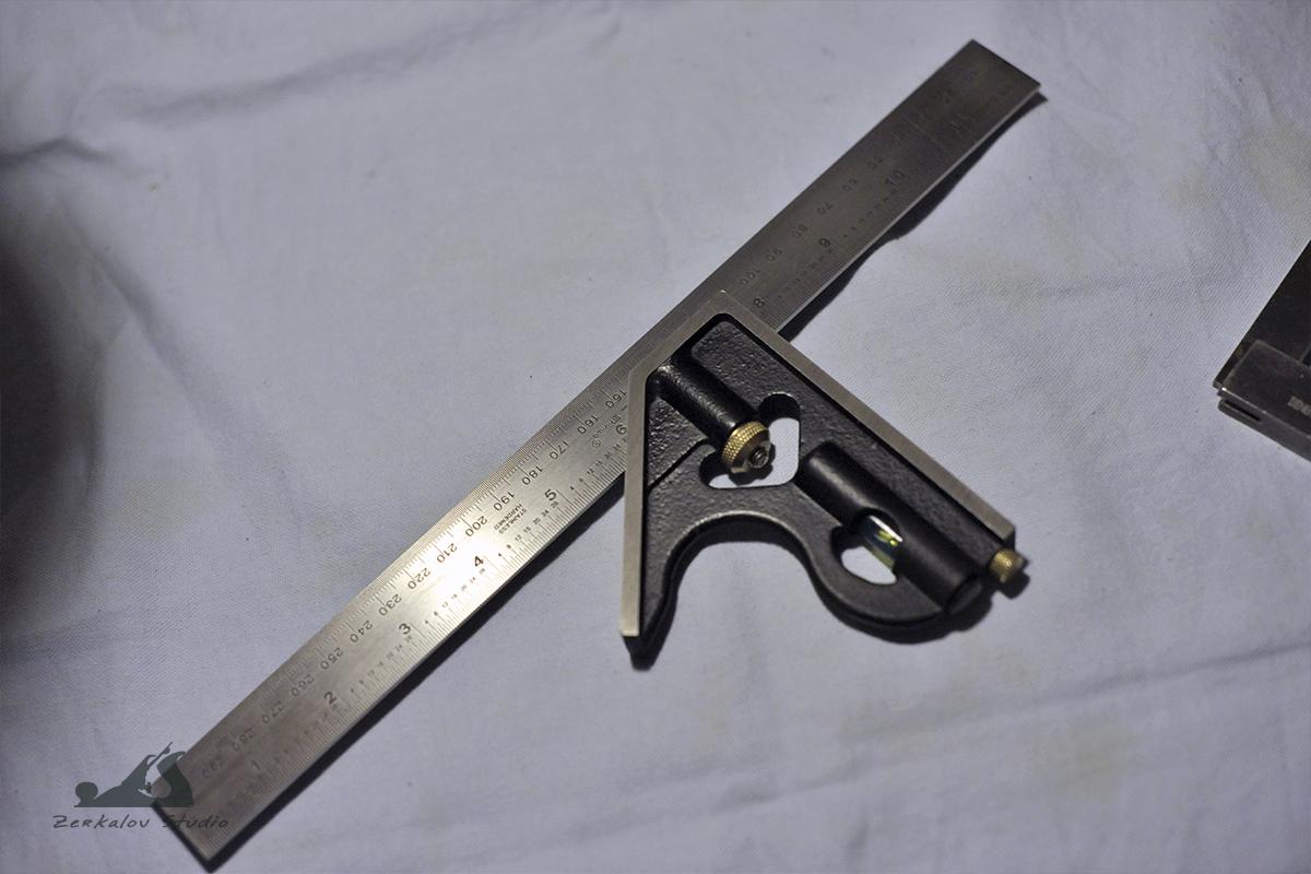 Набор измерительных инструментов от Kristeel - Shinwa