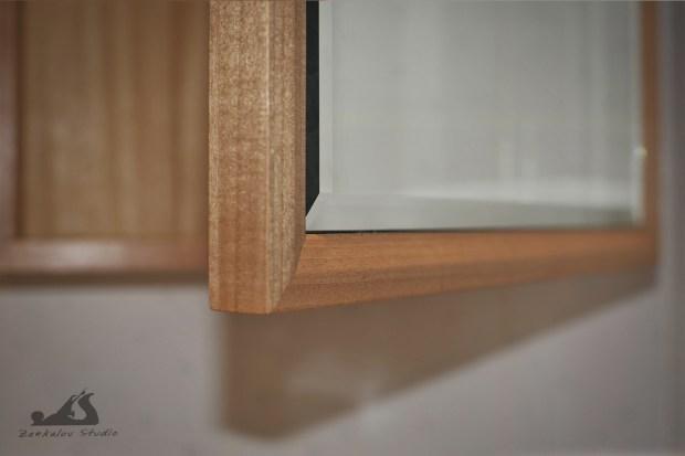 шкаф для ванны с зеркалом., zerkalov studio