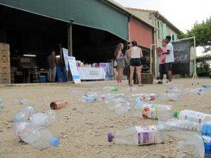 boycot bouteilles plastiques