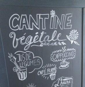 Cantine végétale
