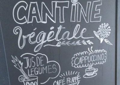 La Cantine végétale