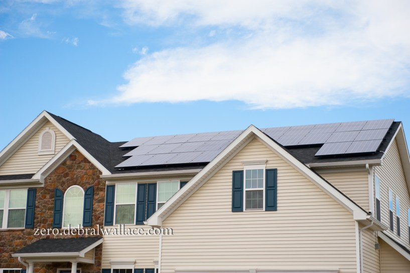 The Ups and Downs of Solar Panels