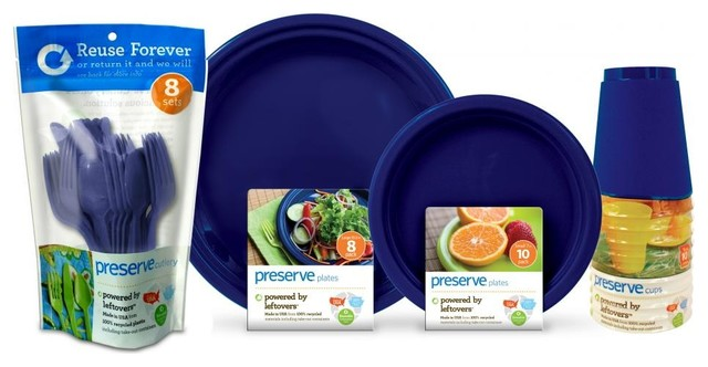 contemporary-disposable-plates-and-bowls