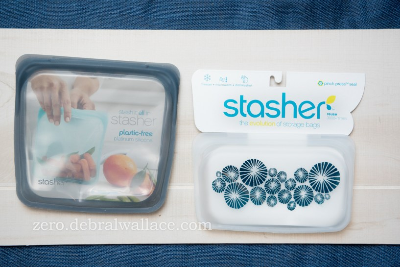 stasher review and give away