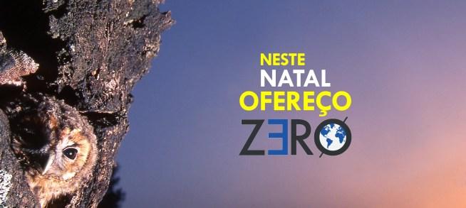 Campanha Ofereça ZERO!