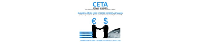 CONVITE – Debate – CETA – Energia e Alterações Climáticas – 24 de fevereiro