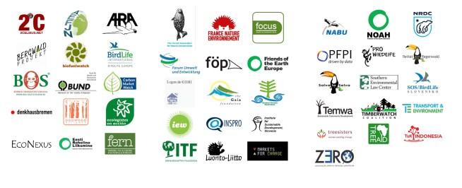 Carta aberta das ONG acerca do Dia Internacional das Florestas de 2017 da FAO