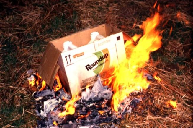 ZERO denuncia gestão imprudente nas embalagens de pesticidas na agricultura