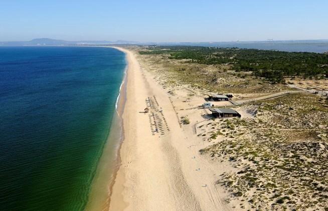 68 Praias ZERO poluição – um aumento de 55% em relação a 2019 mas sem nenhuma água balnear interior