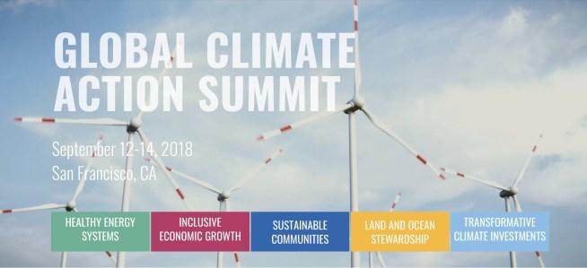 ZERO na maior Cimeira de sempre de Ação Global para o Clima