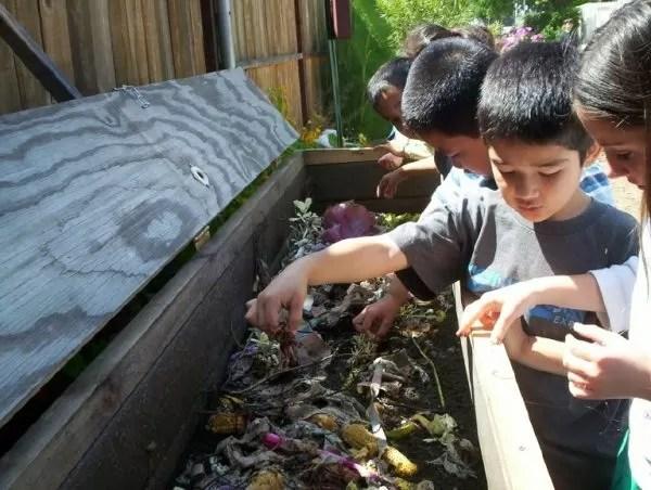 Até 30 de setembro – Concurso | Apoio a projetos de compostagem em meio escolar