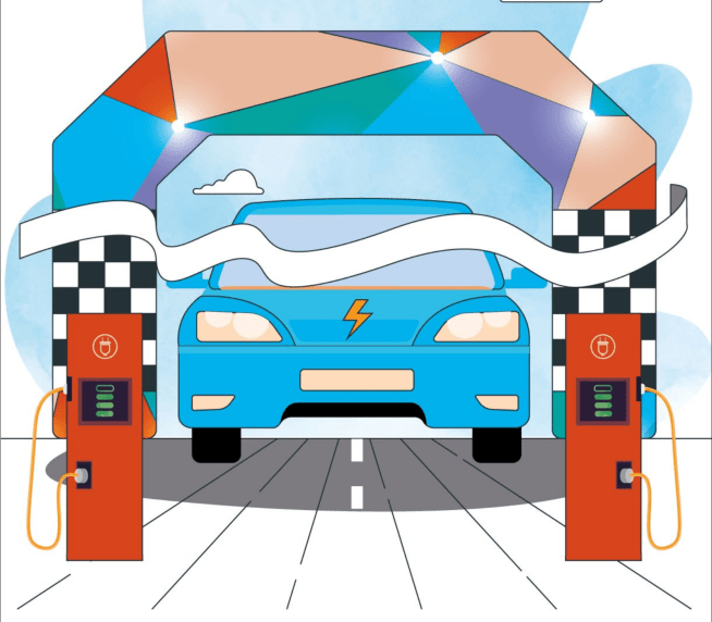 Portugal é o 3º país com vendas de automóveis com menores emissões e o 5º com maiores vendas de elétricos