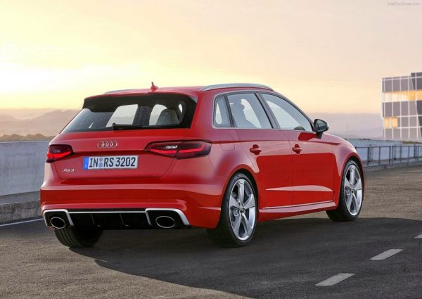 Potent Audi RS3 Sportback Revealed