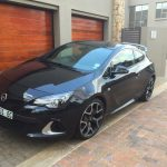 Driven Opel Astra Opc