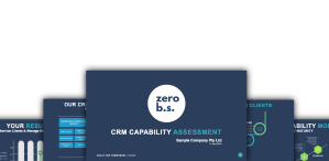 Capability assessment CRM