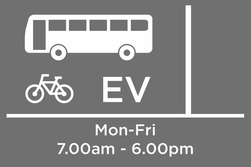 EVs in bus lanes: An incentive to EV ownership?