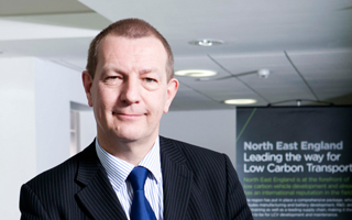 Managing Director to join IET's Manufacturing Policy Panel