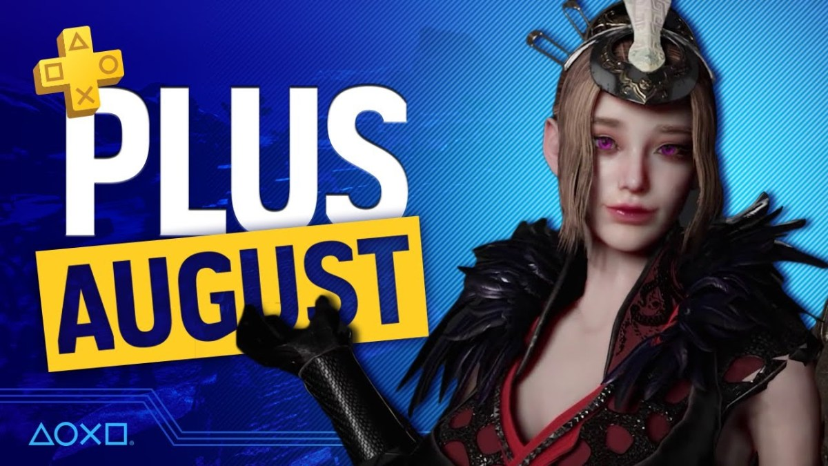 PlayStation Plus Monthly Games - PS4 and PS5 - August 2021 ...