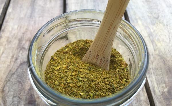 Bouillon de legumes en poudre