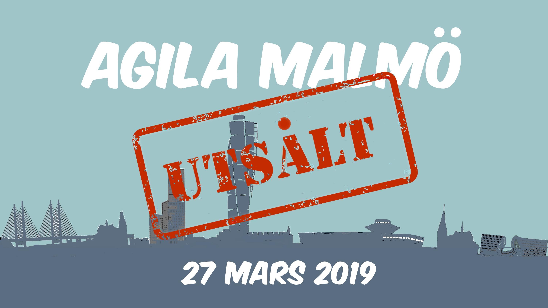 Agila Malmö Utsålt