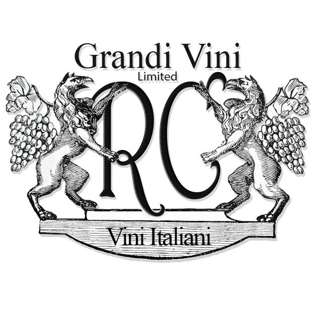 grandi vini ltd logo design zero due design