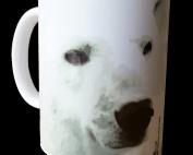 polar bear mug zero due design