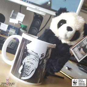 Adopt a Mug - Sustain WWF's conservation projects